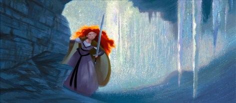 Gallery Nucleus - Pixar Animation - Brave
