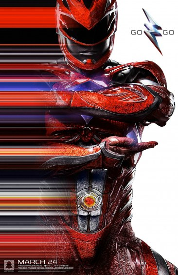 Power Rangers Posters