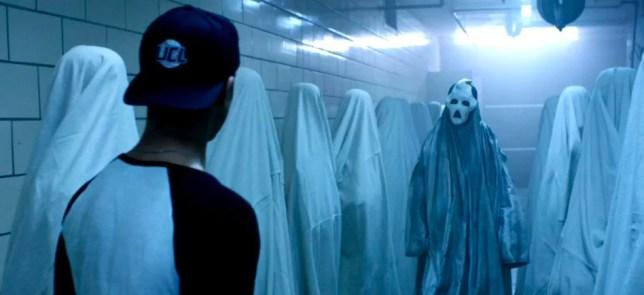 A Casa do Medo, filme de halloween