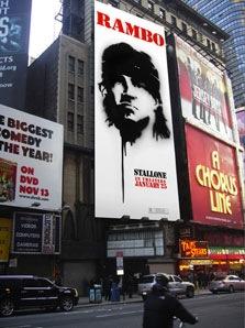Rambo Billboard