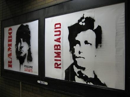 Rimbaud vs. Rambo