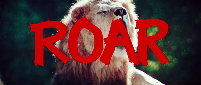 Roar trailer