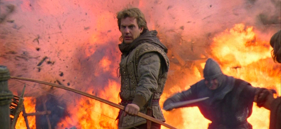 The Quarantine Stream: 'Robin Hood: Prince of Thieves' is '90s Entertainment Worth Revisiting – /Film
