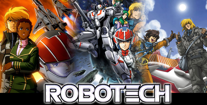 Robotech live-action movie