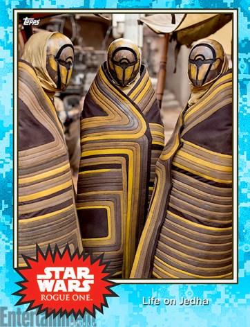 Rogue One Card Trader - Jedha Pilgrims