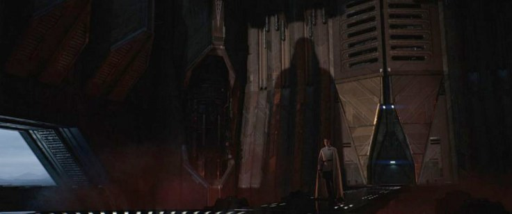 Rogue One - Darth Vader Shadow and Director Krennic