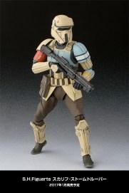 Rogue One - SH Figuarts - Shoretrooper