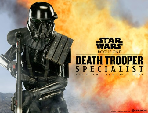 Rogue One - Sideshow Collectibles Death Trooper