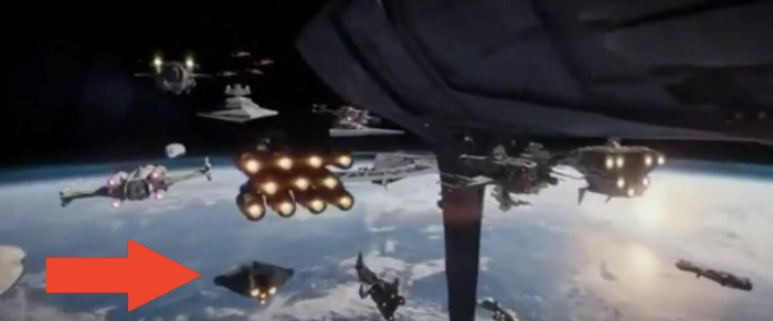 Rogue One connected to Star Wars Rebels
