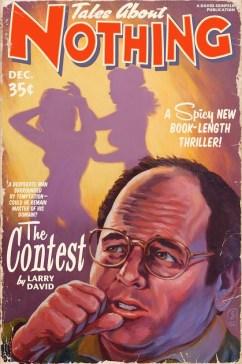 Gallery 1988 Seinfeld Art Show