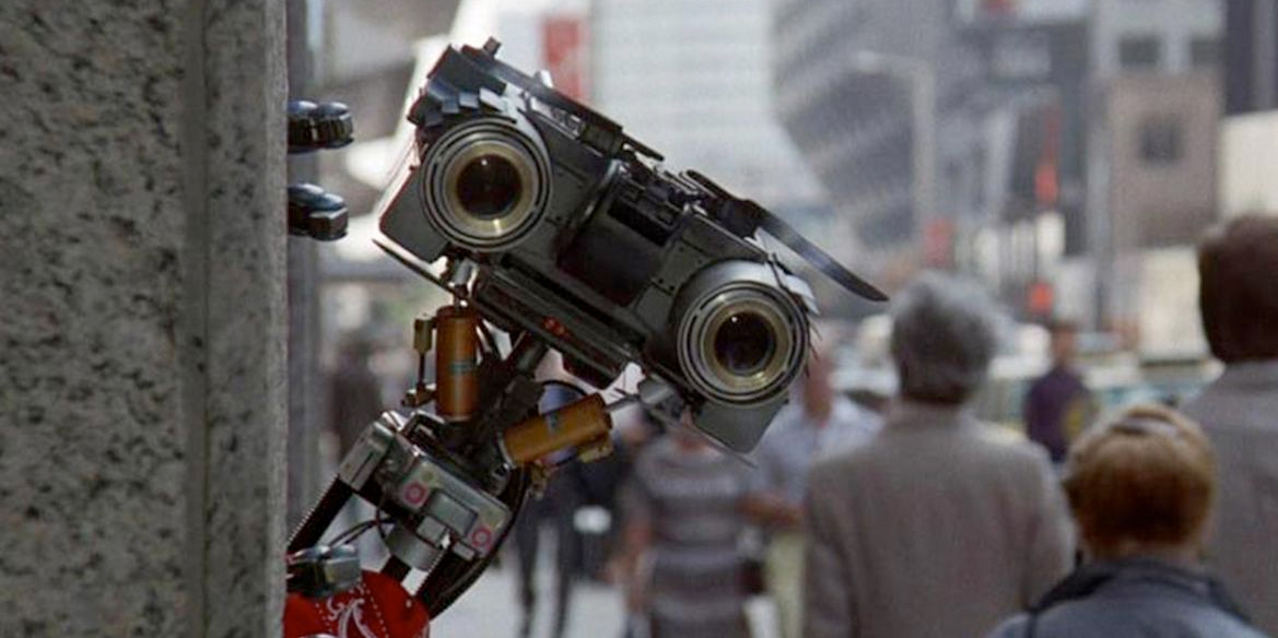 Johnny Five Short Circuit Image