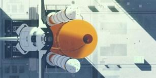 Kevin Dart's shuttle