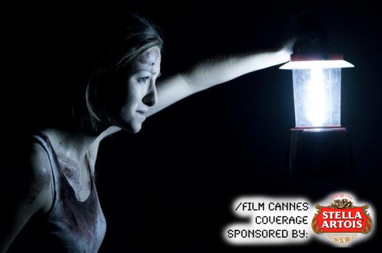 The silent house (cannes logo)