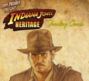 Indiana Jones Topps Cards