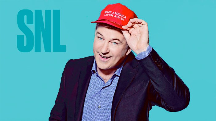 Alec Baldwin Hosted Saturday Night Live