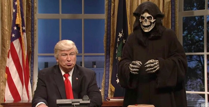 Alec Baldwin Hosting Saturday Night Live