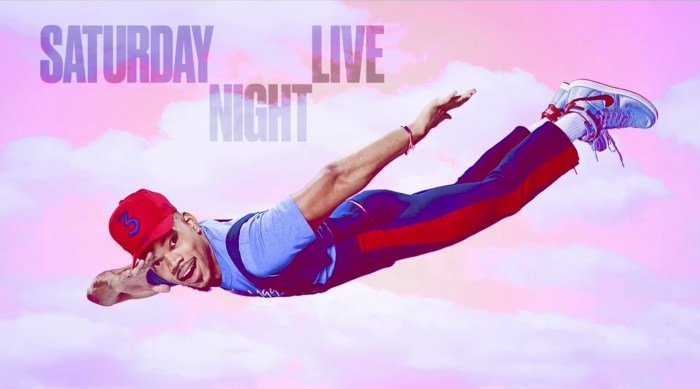 Chance the Rapper Hosted Saturday Night Live
