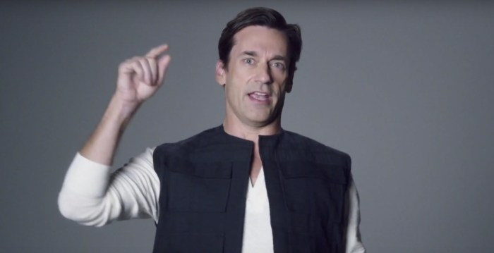 Saturday Night Live The Force Awakens auditions