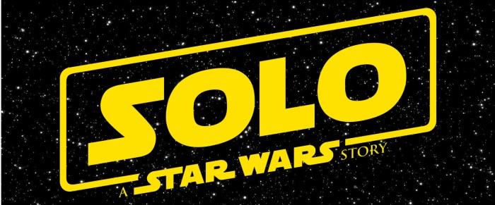 Solo: A Star Wars Story Character Names