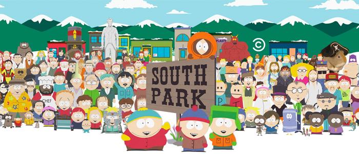 South Park renewed