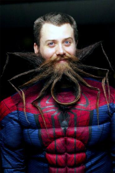 spider-man-beard