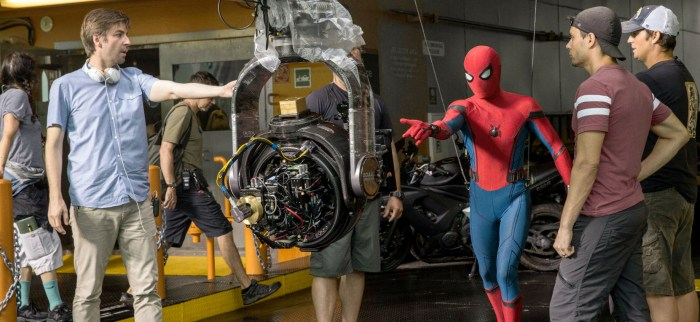 Spider-Man Homecoming Sequel Director