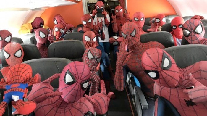 Spider-Man Airline