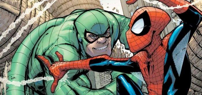 Spider-Man - Scorpion