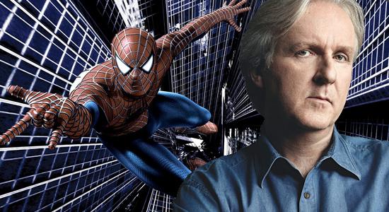 spiderman james cameron