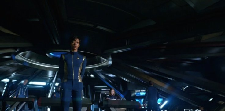 star trek discovery number one