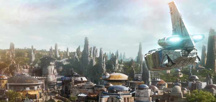Star Wars Galaxy's Edge images