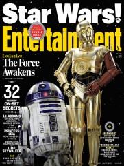 star wars magazine covers