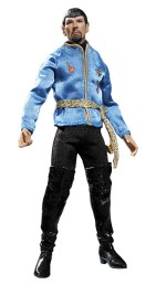 Star Trek - Evil Spock Figure