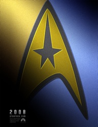 Star Trek 11 Movie Poster