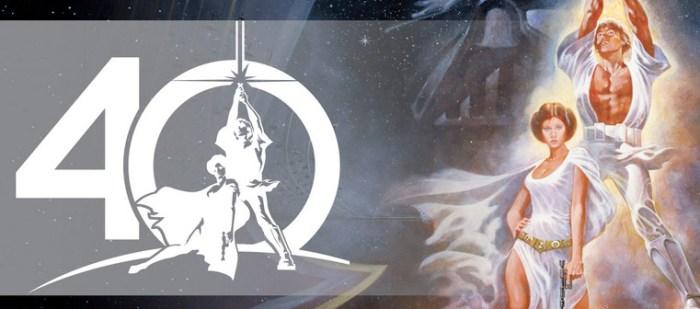 Star Wars 40th anniversary vinyl soundtrack