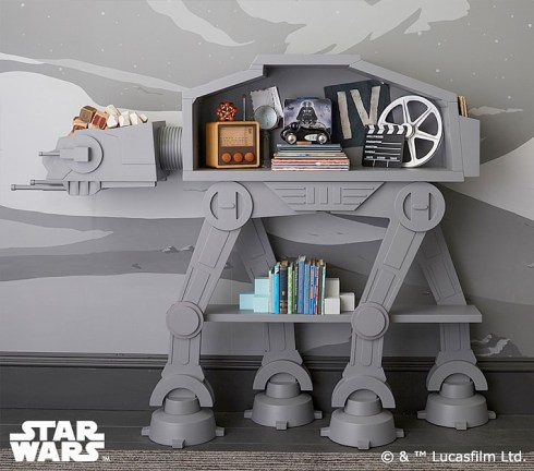 Star Wars - AT-AT Bookshelf
