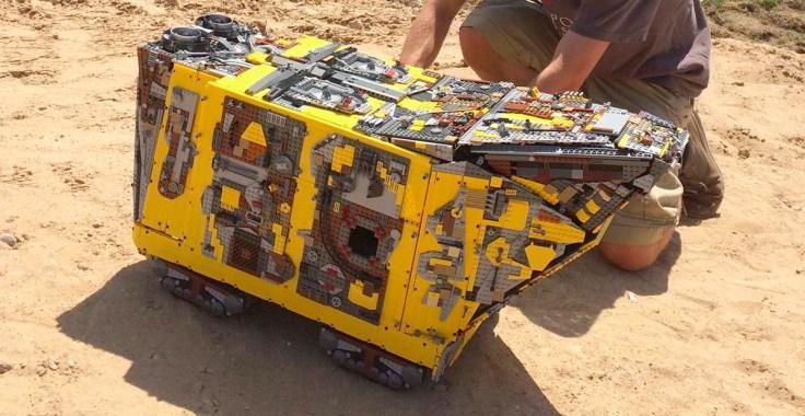 Star Wars LEGO - Sandcrawler