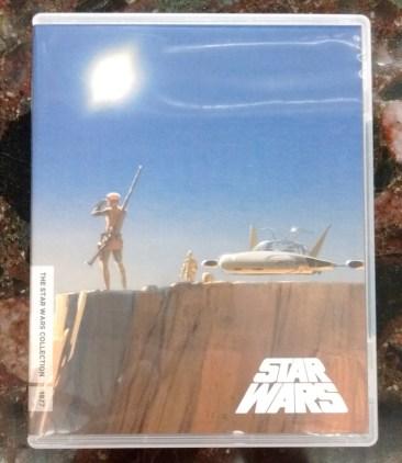 Ralph McQuarrie Star Wars Blu-Ray