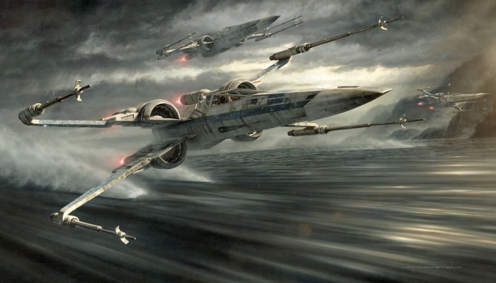 Star Wars: The Force Awakens - Acme Direct