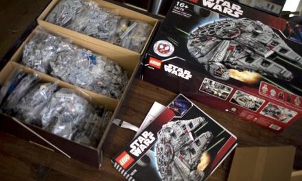 Star Wars Lego Set Photo thanks to Gizmodo