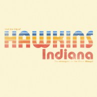 Stranger Things Shirt - Hawkins Indiana