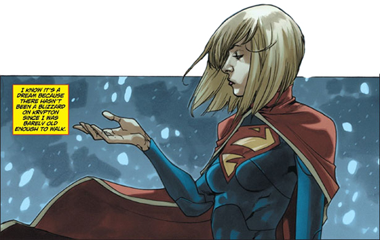 new Supergirl TV show