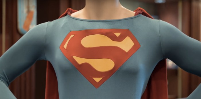 Morning Watch - Superman Suit