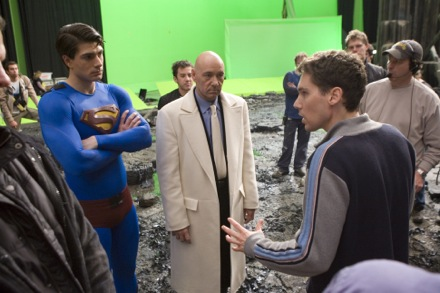 Bryan Singer and Brandon Routh Off Superman Sequel?