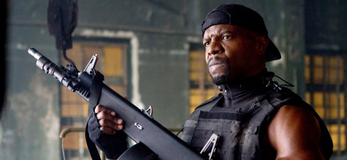 Terry Crews in Expendables 2