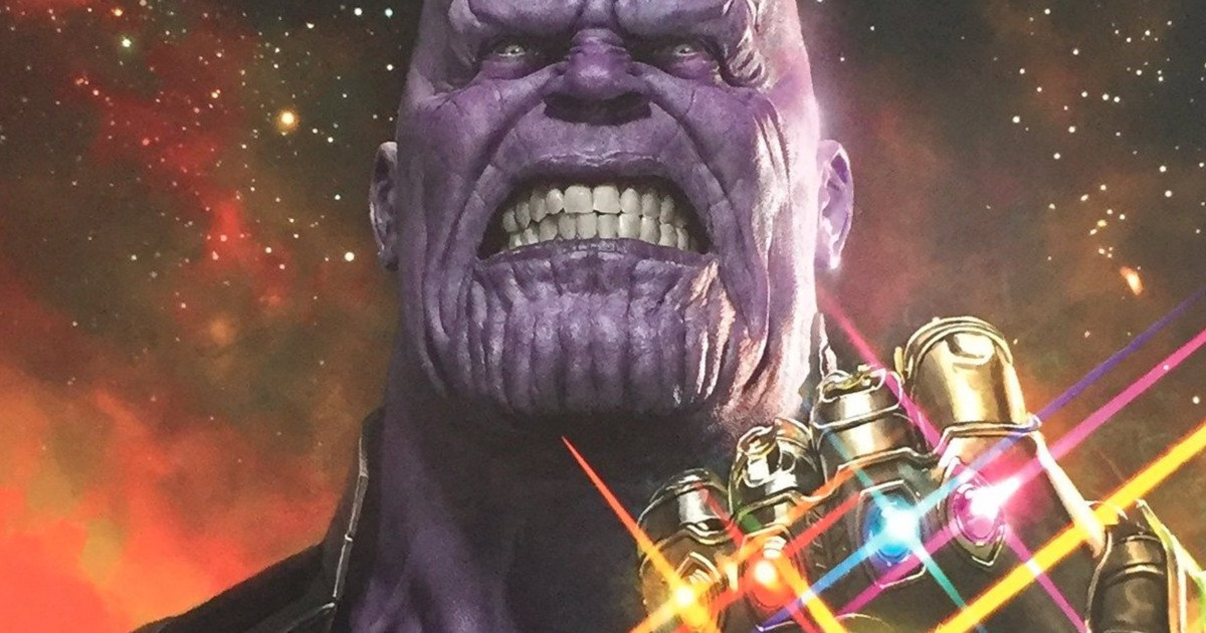 Joe Russo on Thanos in Infinity War and His Henchmen Thanos Infinity Gauntlet Movie