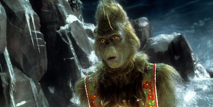 the grinch make up