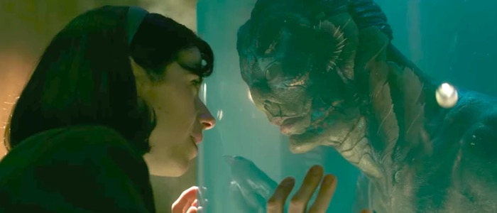 the shape of water footage