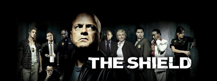 The Shield remasters