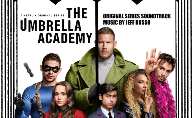 Listen To An Exclusive Umbrella Academy Soundtrack Track